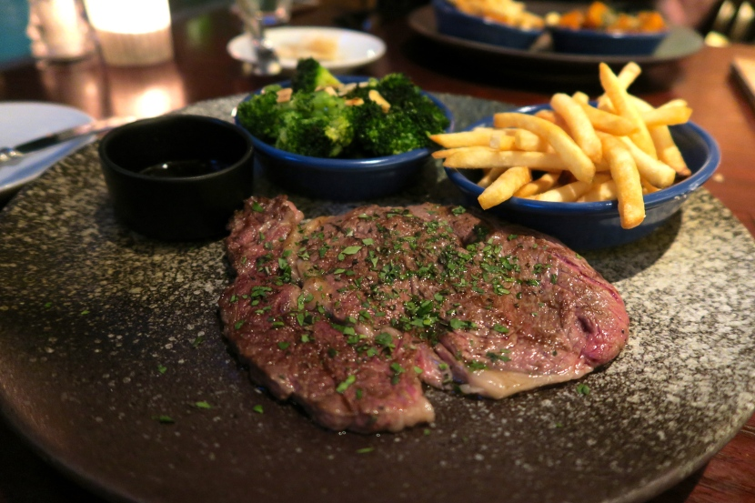 Opus Bar & Grill – Grilled Meat & Seafood at HiltonHotel