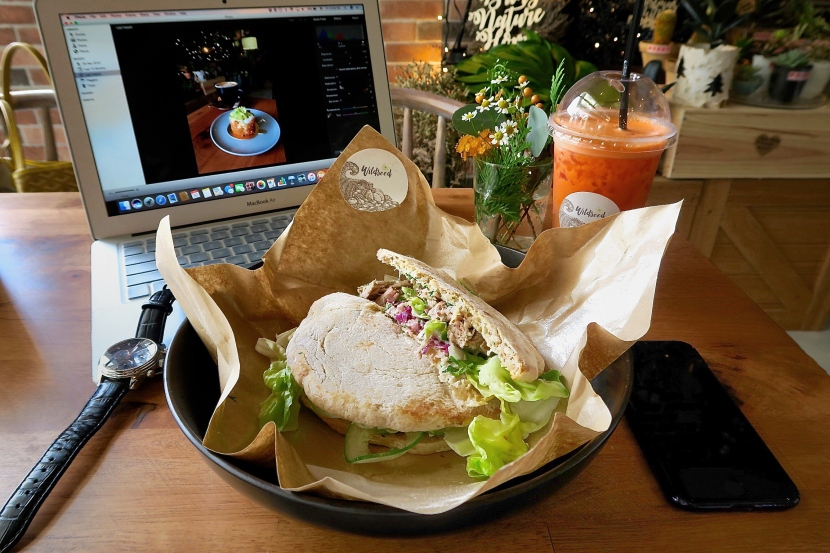 Wildseed Cafe by The Summerhouse – Next Cafe to HangoutAt