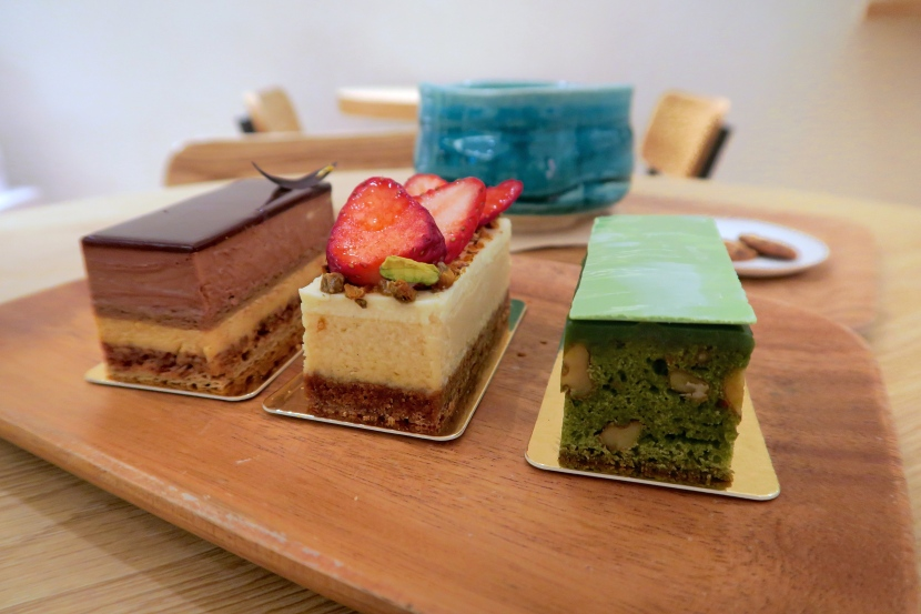 Amiral Atelier – Japanese French Inspired Pastries atParagon