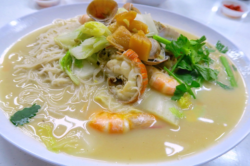 XIAN Seafood White Bee Hoon – Falling in Love with That Broth