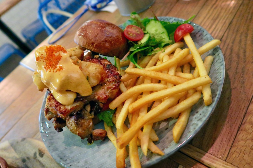 The Assembly Ground – Cafe at TheCathay