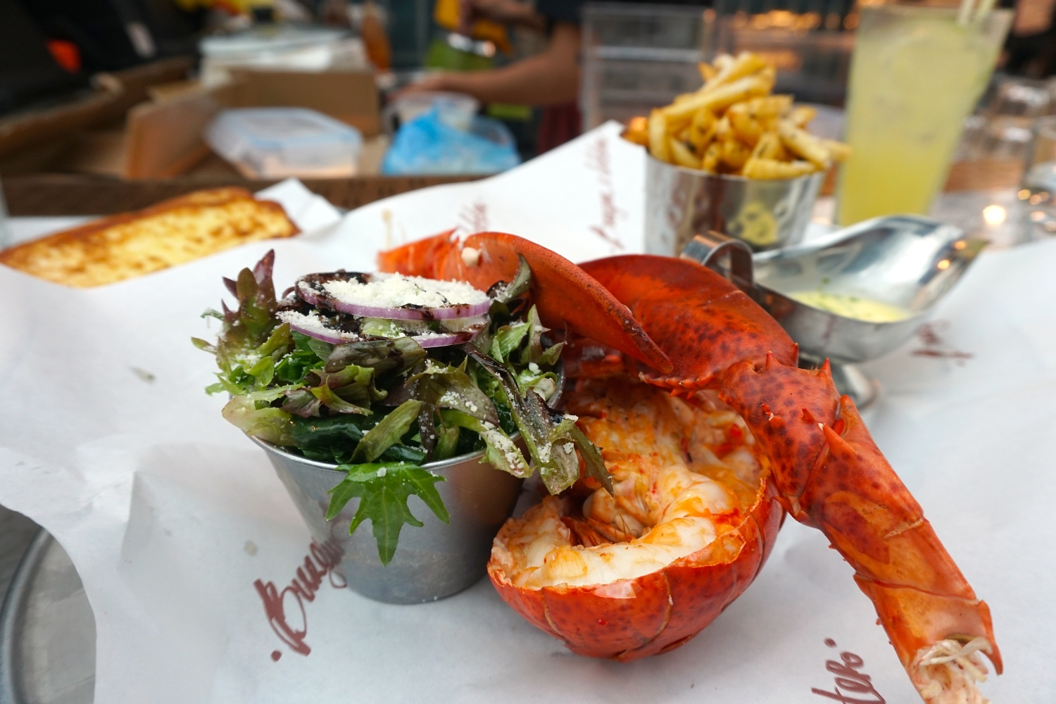 Burger Lobster London S Famous Lobster Restaurant Now At